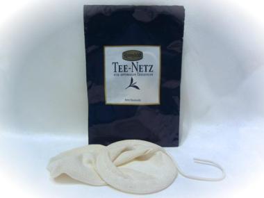 Tee Filternetz aus Baumwolle