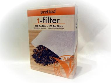 Hochwertige Tee Papierfilter