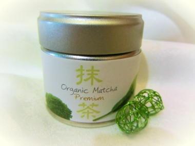 Bio Matcha Organic Premium 30g