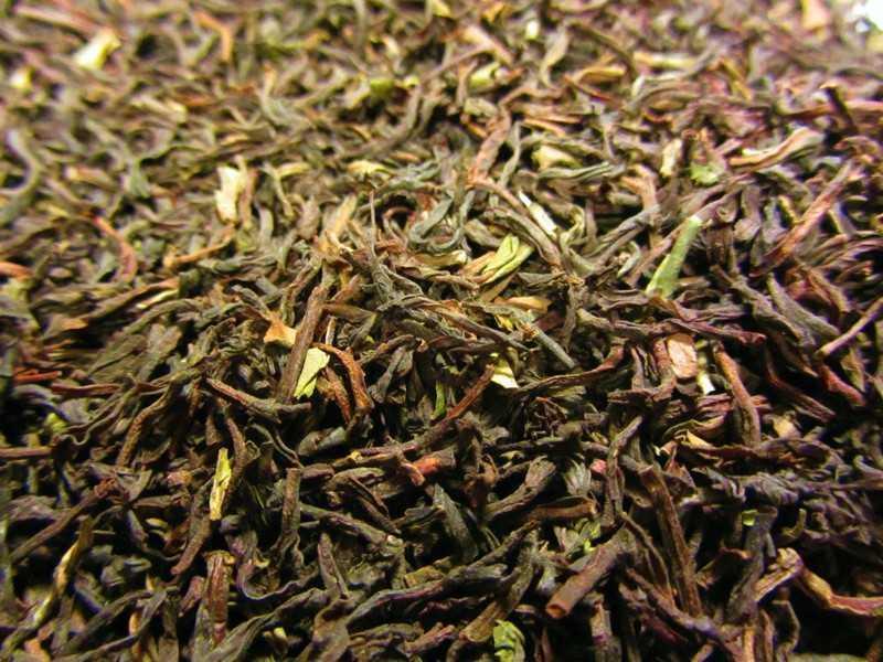 Five o'Clock Tea - Blatt Mischung