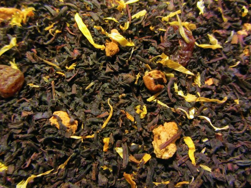 Roter Weinbergpfirsich BIO Tee