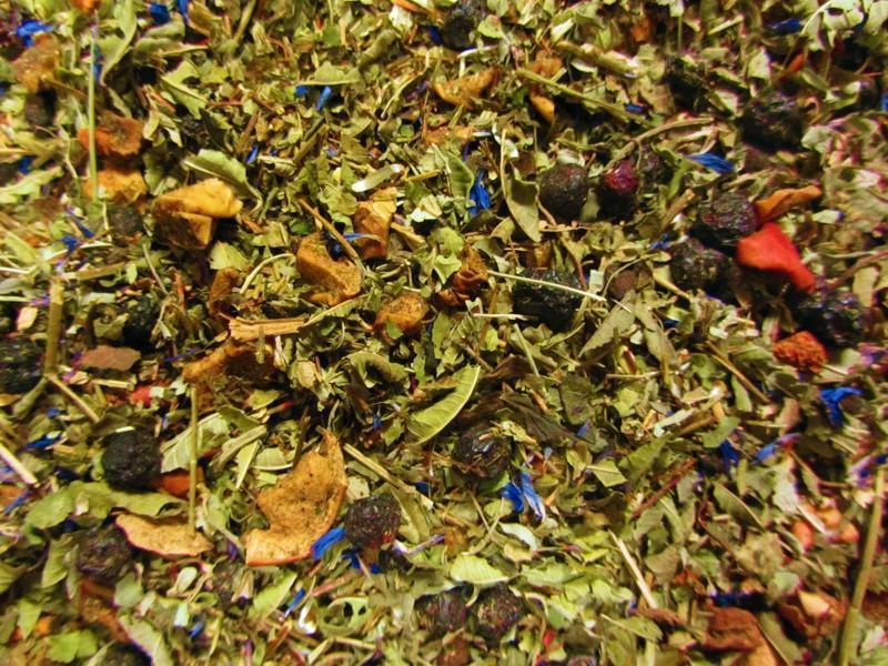 Waldheidelbeere Tee