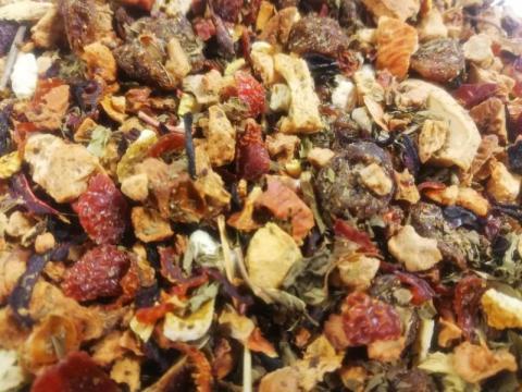 Granatapfe l- Ägyptische Minze Bio