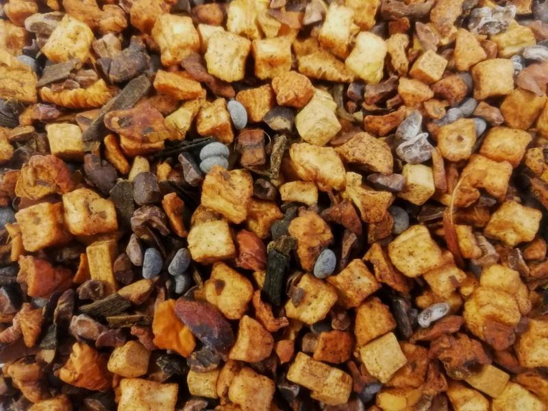 Schoko-Karamell-Fudge